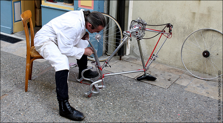 Техобслуживание велосипедов своими руками
